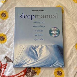 Sleep Manual by Wilfred R. Pigeon Ph.D.